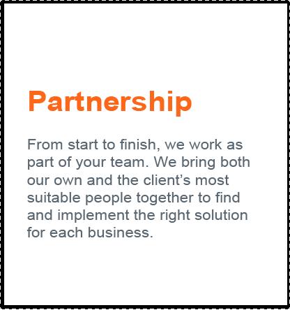 Partnership Overlay